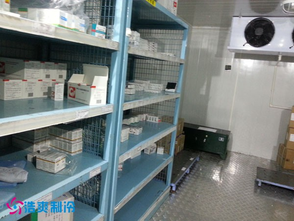 华西医院药品冷库图片
