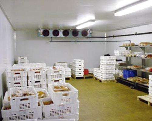 食品冷库建造