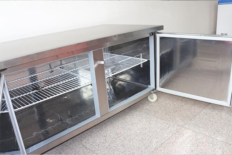 厨房工作台实拍二