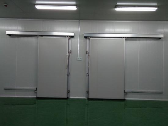 雅妹子生态食品有限公司食品冷库工程