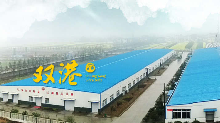 湖北双港畜禽养殖加工厂实拍