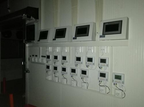 医疗器械第三方物流冷库温控室