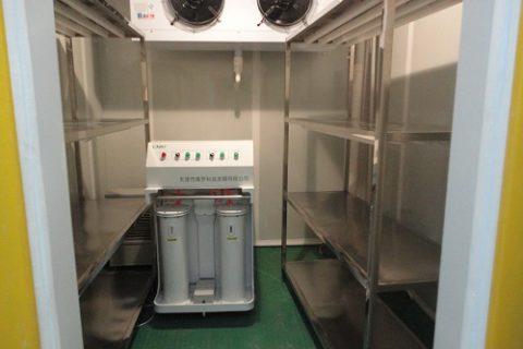 建一个500吨水果气调库需要多少钱