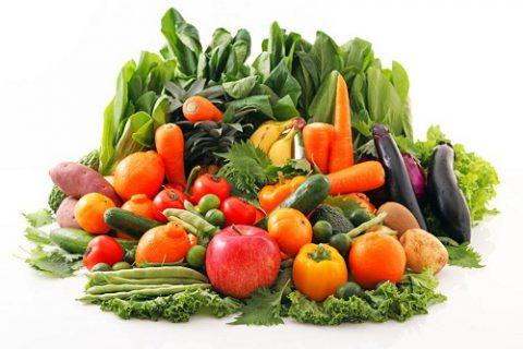 常见的水果蔬菜贮藏保鲜方法及温度要求