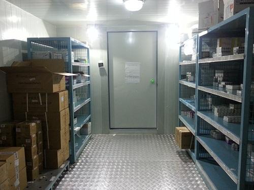 10平米的小型医药冷库