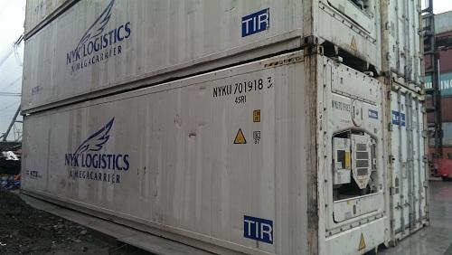 集装箱式移动冷库