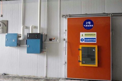 气调库造价明细表 气调库安装全套报价清单参考