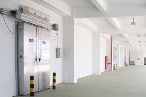 生鲜冷冻库造价清单,100平米生鲜冷冻库全套报价参考