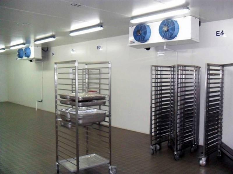 安装餐饮厨房冷库需要注意哪些事项?
