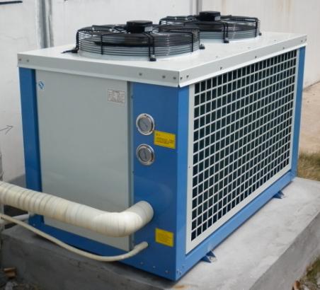美国艾默生谷轮箱式风冷机组