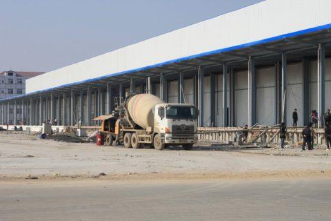 储存5000吨的冷库需要多大面积?造价需要多少钱?