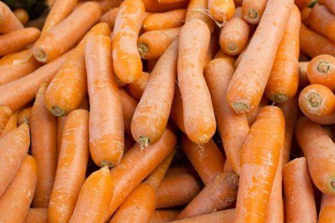 胡萝卜冷库储存保鲜技术——胡萝卜保存长达8月之久