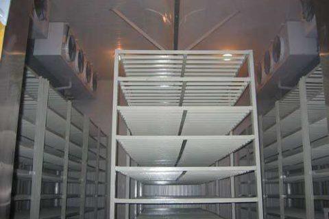 50平方冷库造价成本表,50平米低温冷冻库全套报价清单参考