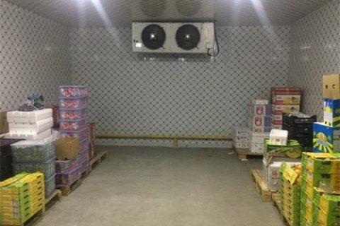 15平米小型水果冷库造价成本表,微型冷库全套报价清单参考