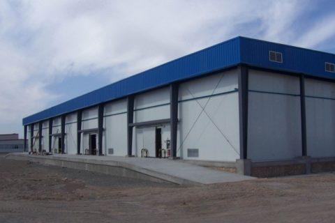钢结构冷库建造材料及报价清单参考