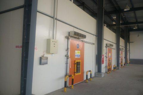 500吨气调库造价成本表,500吨水果冷库全套报价清单参考