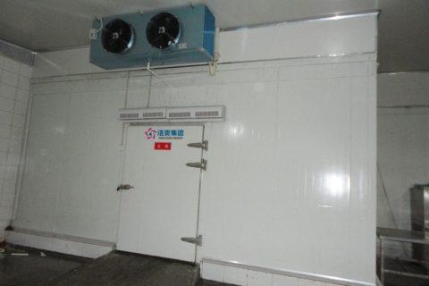 30立方海鲜冷库造价成本表,30立方海鲜冷冻库全套报价清单参考