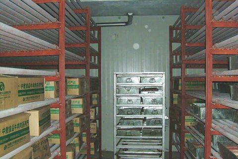 肉类冷藏冷库造价成本表,小型肉类冷藏库全套报价清单参考