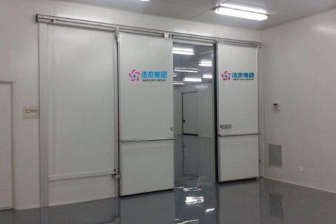 上海医药集团药品冷藏库工程案例视频