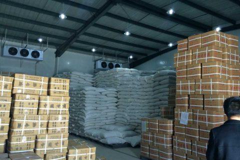 建造一个500平米中药材冷库需要多少钱?