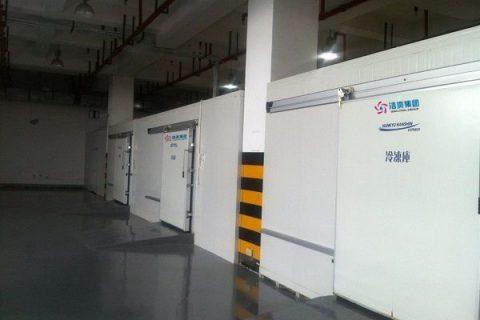 25平米的冷冻库造价要多少钱?