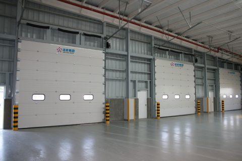 5000吨低温速冻冷库工程案例视频