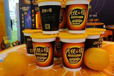 上海天使之橙2000平米橙子保鲜库工程建造项目