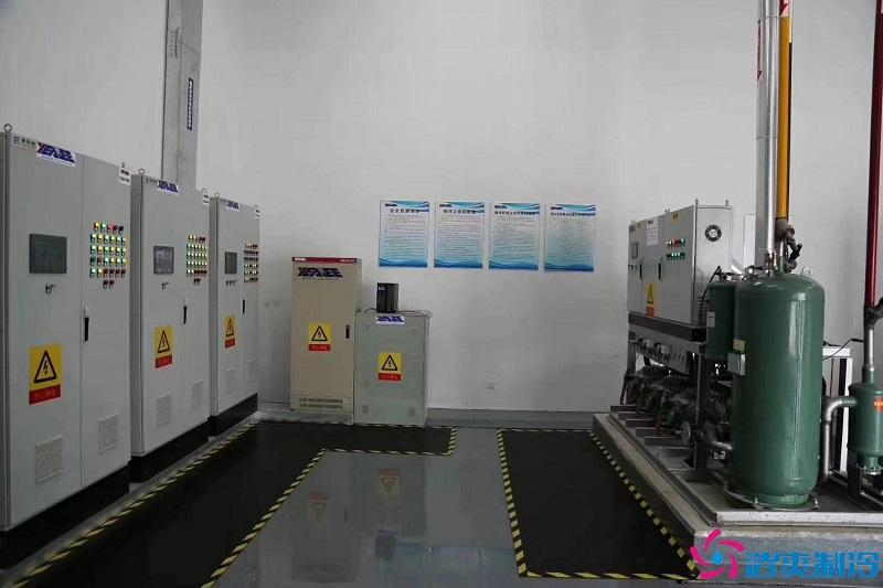 美国艾默生谷轮冷凝制冷机组