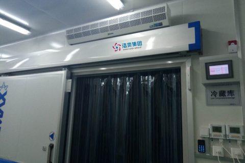 成都100立方米种子冷藏库工程项目