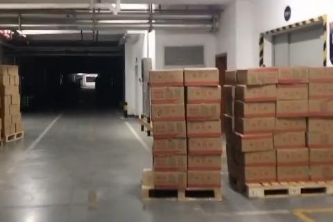 [视频]冷库内部是什么样的?小编带你看看零下20度的食品冷库保鲜的效果