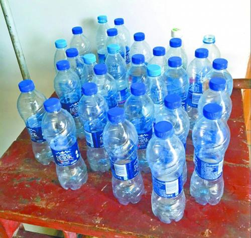 枸杞矿泉水瓶保存法