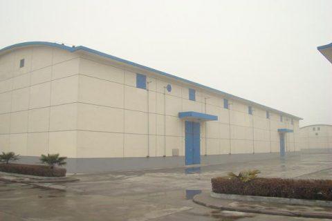 四川丹棱县200吨省级粮食储备库工程项目