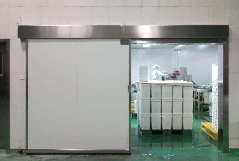 餐饮海鲜冷冻库完工实拍
