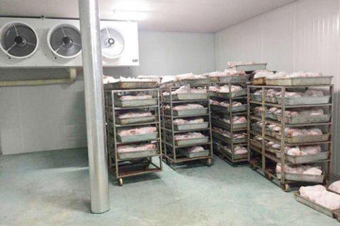 肉类冷库造价多少一立方?