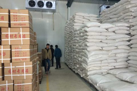 德阳中江县50平米中药材冷库工程设计建造方案