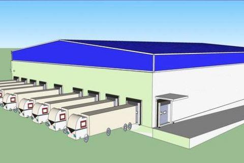 建一个500吨的冷库需要多少钱?