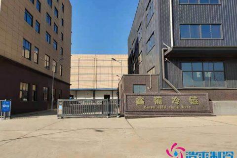 武汉鑫葡果品5万立方米大型冷链物流冷库工程设计建造方案