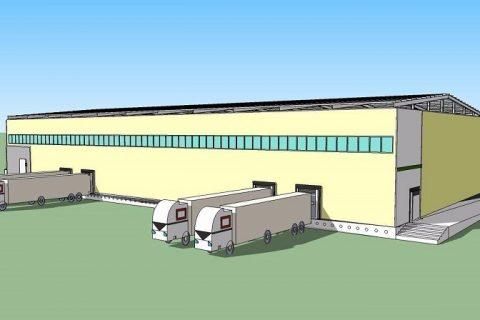 贵州毕节8000立方米果蔬气调库工程设计建造方案