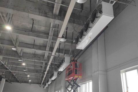 10万立方米的冷链库建设要多少钱?
