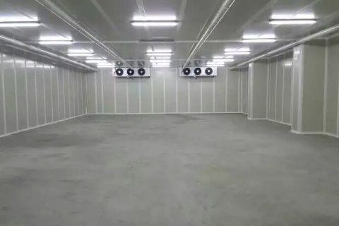 1500平米0~5度保鲜冷库造价要多少钱?