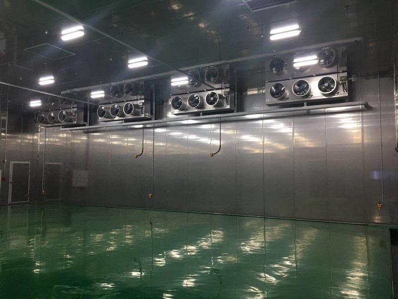 成都建一个化工厂防爆冷库造价要多少钱?