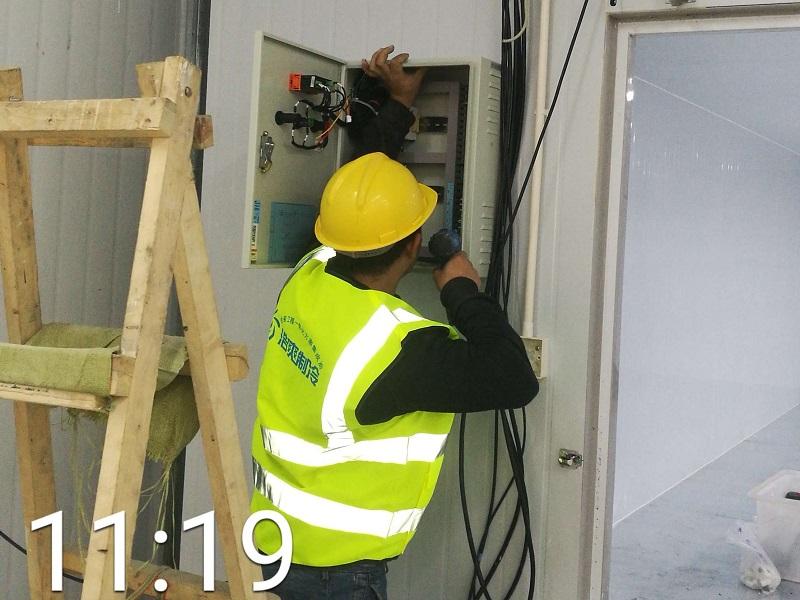 建100平方米零下20度冷库要多少钱?